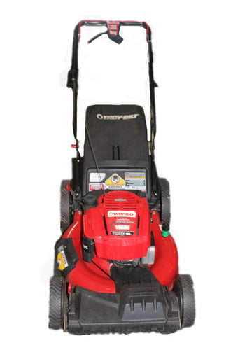 Troy-Bilt TB230 Lawn Mower, this is Pre-Owned Item #348446A.SA.SC