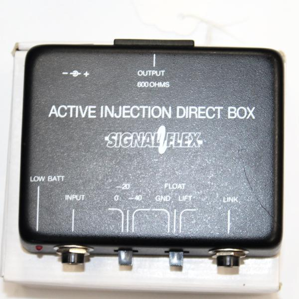 Active Injection Direct Box Pedal #SFADB