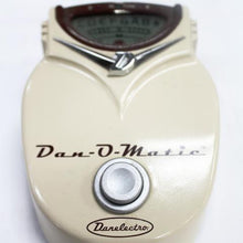 DANELECTRO Dan-O-Matic Chromatic Pedal Tuner for Guitar #225520A