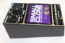 Electro-Harmonix Small Clone EH 4600 Chorus Pedal, this is Pre-Owned Item #v55794