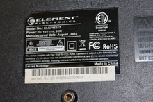 "Element Elefw247 24"" TV, this is Pre-Owned Item #323715"
