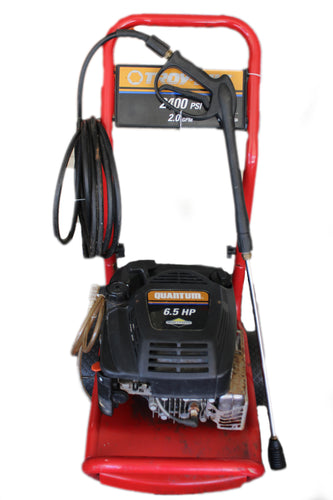 TROY-BILT 020207 PRESSURE WASHER, this is Pre-Owned Item #343551