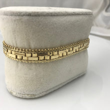 Ladies 14K Yellow Gold 18.11 Grams Bracelet, this is Pre-Owned Item #O-85Y