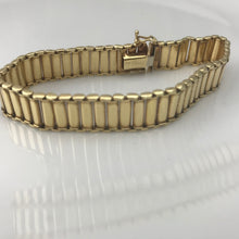 14KY Solid Gold 23.5 Grams Bracelet #SC-63Y