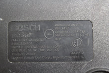 Bosch BC660 18 Volt Lithium-Ion Battery Charger #350396C