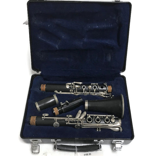 Selmer P0011855-Series Clarinet, Pre-Owned item #T12465