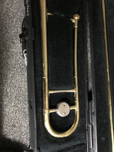 Bach Student Trombone Instrument w/ Mouthpiece & Original Hard Case #350726a
