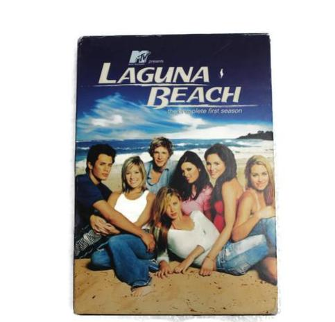 Laguna Beach - Complete Season 1 (DVD, 2005, 3-Disc Set), this is Pre-Owned Item