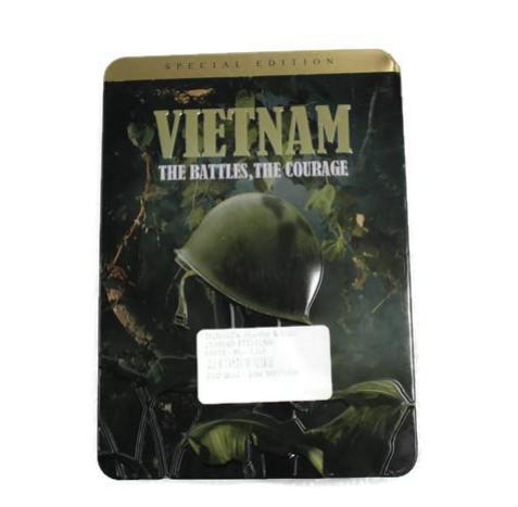 Vietnam: The Battles, the Courage Disk 1 2 3 DVD Set, this is Pre-Owned Item #289940D