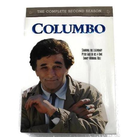Columbo - The Complete Second Season, this is Pre-Owned Item
