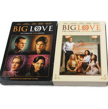 Big Love Complete 1 2 3 Seasons DVD, this is Pre-Owned Item