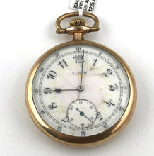 Vintage 1920 Elgin Pocket Watch #353429d