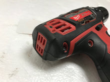 Milwaukee M12 2408-20 Hammer Drill and 2420-20 Hackzall Reciprocating Saw, Pre-Owned Item #T11437