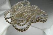 FRESHWATER PEARL NECKLACE, Pre-owned item #331897c