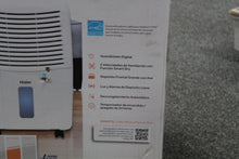 Haier 45 Pint Electronic Controls Dehumidifier DE45EM Conditioner, this is Pre-Owned Item #336927