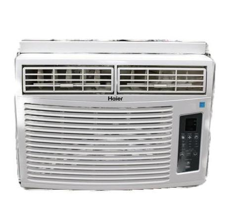 Haier 8,000 BTU Electronic Window Air Conditioner