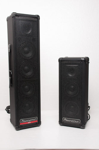 150W &  50W POWERWERKS SET, this is  Pre-Owned Item #PW150TFX