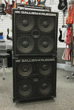 Gallien-Krueger 700RB-II 480W Head & two GK410SBX 4x10 Bass Cabinet Set , pre-owned item #t11123