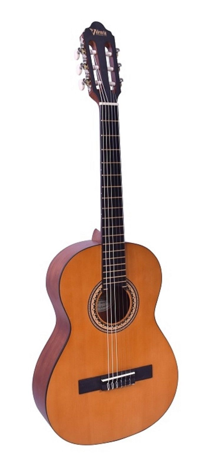 Valencia 200 Series 3/4 Size, Hybrid Classical Acoustic, this is Pre-Owned Item #VC203H-U
