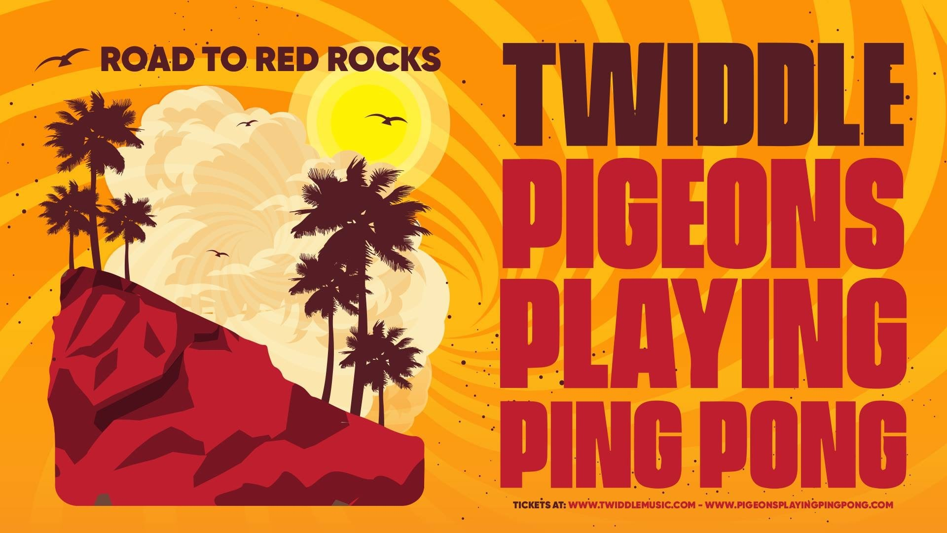 Pigeons Playing Ping Pong & Twiddle