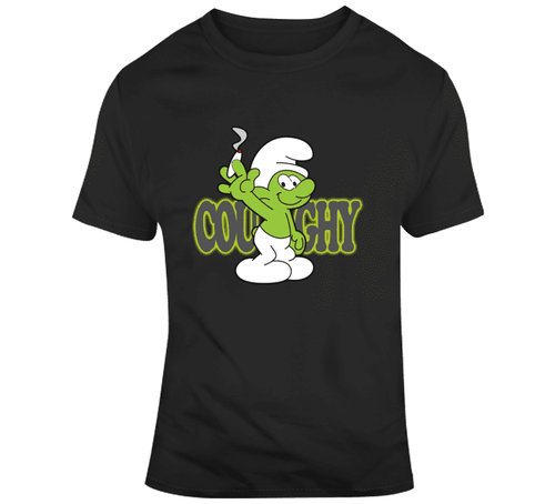 Coughy Character Classic Black - Coughy