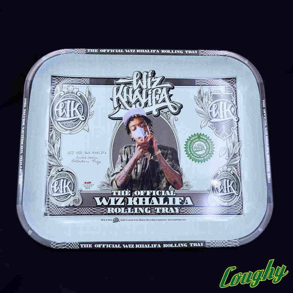 Raw Tray Wiz Khalifa - Coughy