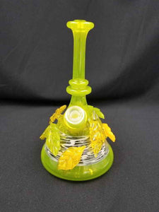 Green CFL Leaf Beaker - Coughy