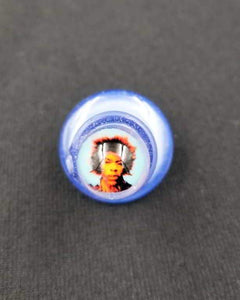 Boro Ballers Jimi Hendrix Carb Cap - Coughy