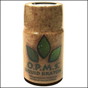 OPMS Gold Liquid Kratom - Coughy