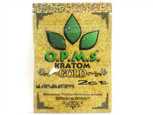 OPMS Kratom Gold 2ct - Coughy