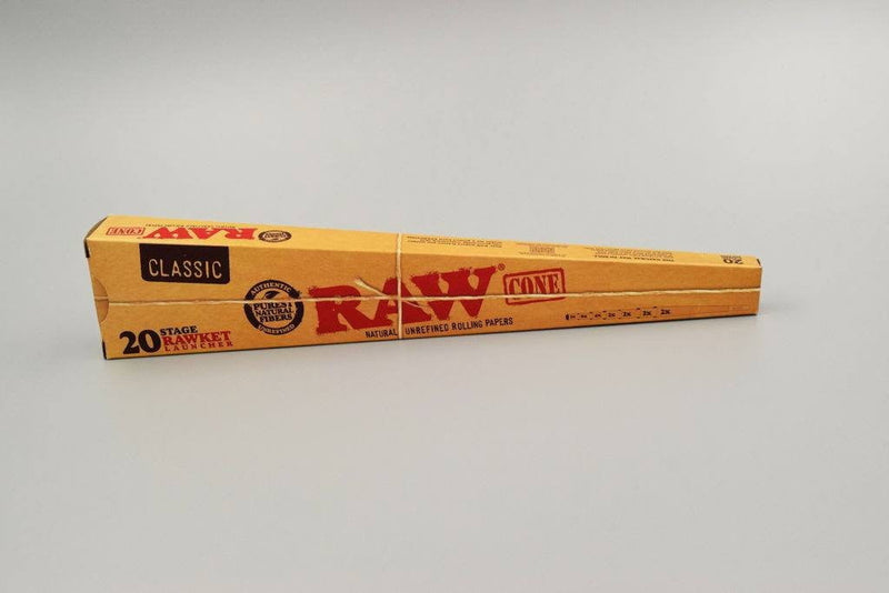 RAW 20 Stage RAWket Launcher - Coughy