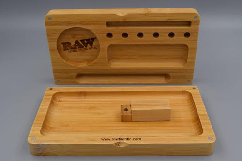 RAW Backflip Rolling Tray - Coughy