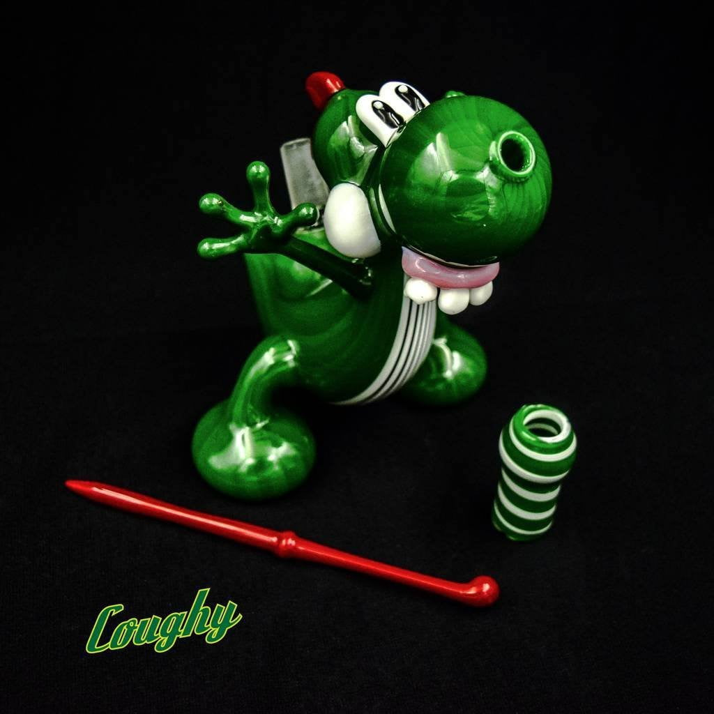 Green Yoshi Rig by Lee Machine - Coughy