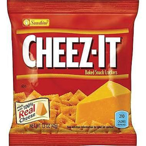 Cheezit - Coughy