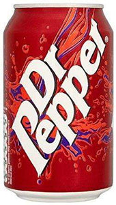 Dr Pepper Can - Coughy