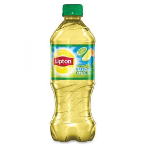 Lipton Green Tea - Coughy
