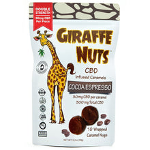 Load image into Gallery viewer, Giraffe Nuts 30Mg (10 Ct.)