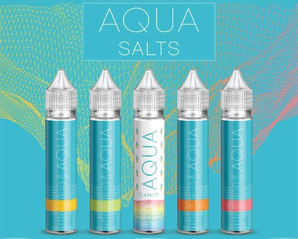 Aqua Flow Salt - Coughy