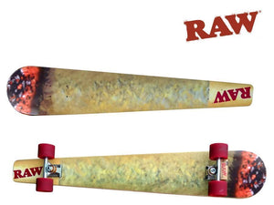 Raw Skateboard - Coughy
