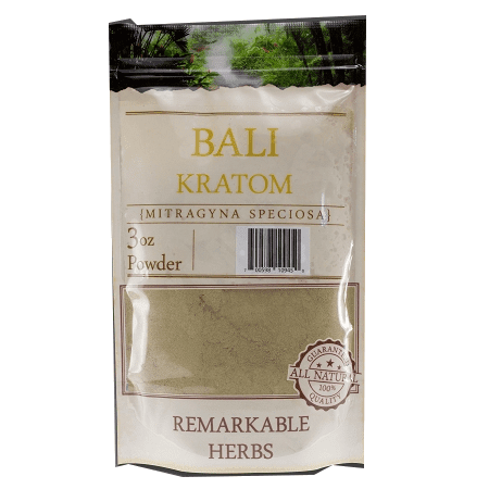Remarkable Herbs Bali Kratom - Coughy