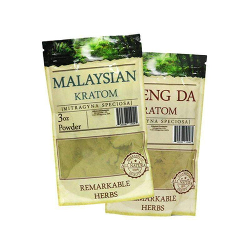 Remarkable Herbs Malaysian Kratom - Coughy