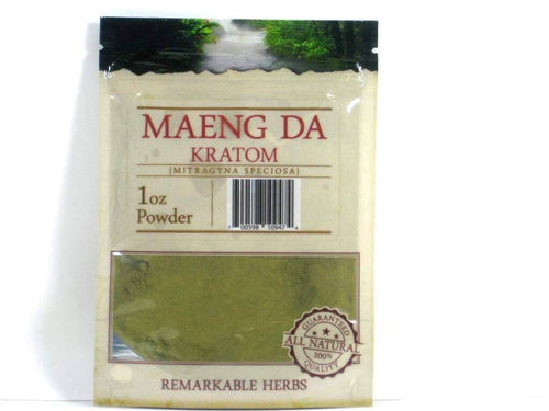 Remarkable Herbs Red Maeng Da - Coughy