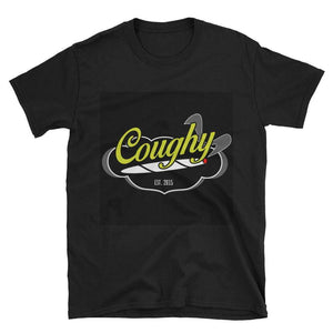"Coughy ""J"" Short-Sleeve Unisex T-Shirt - Coughy"