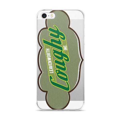 Coughy Apple iPhone Case - Coughy