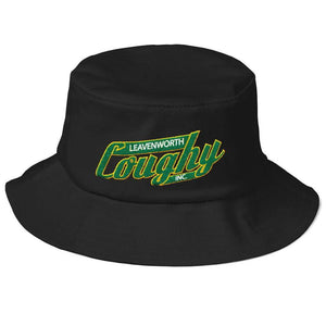 Coughy Old School Bucket Hat - Coughy