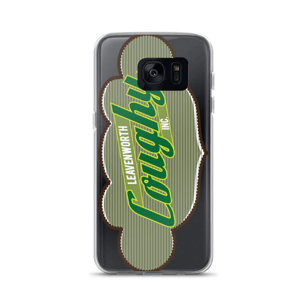 Coughy Samsung Galaxy Phone Case - Coughy