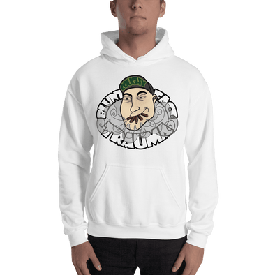Blunt Face Trauma Hooded Sweatshirt