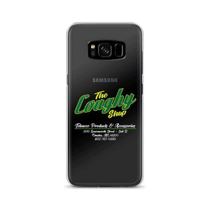 The Coughy Shop Samsung Galaxy Case