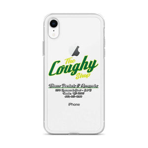 The Coughy Shop iPhone Case