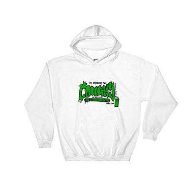 Coughy 2yr Anniversary Hooded Sweatshirt - Coughy